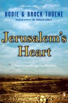 Jerusalem's Heart (Zion Legacy Series #3)