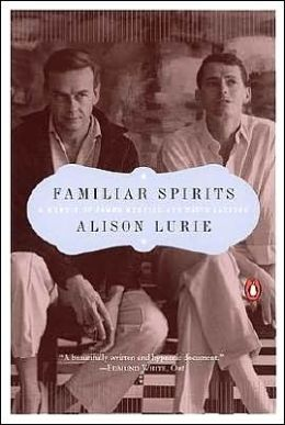 Familiar Spirits: A Memoir of James Merrill and David Jackson