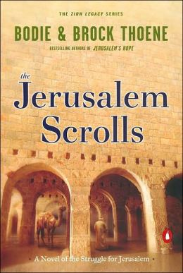 The Jerusalem Scrolls (Zion Legacy Series #4)