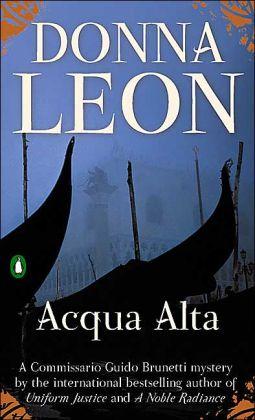Acqua Alta (Guido Brunetti Series #5)