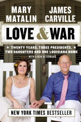 Love & War: Twenty Years, Three Presidents, Two Daughters, and One Louisiana Home