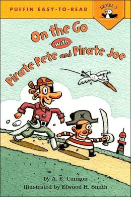 On the Go with Pirate Pete and Pirate Joe!