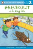 Book Cover Image. Title: Breakout at the Bug Lab, Author: Ruth Horowitz