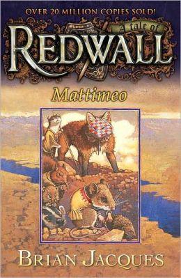 Mattimeo (Redwall Series #3)