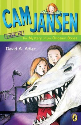 The Mystery of the Dinosaur Bones (Cam Jansen Series #3)