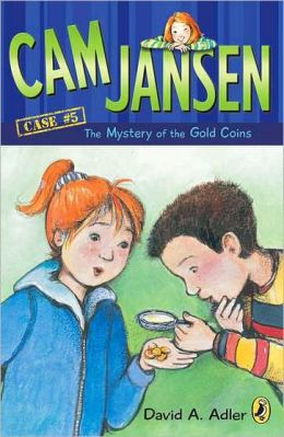 The Mystery of the Gold Coins (Cam Jansen Series #5)