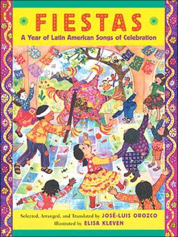 Fiestas: A Year of Latin-American Songs and Celebrations