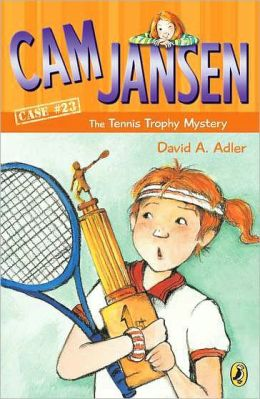 The Tennis Trophy Mystery (Cam Jansen Series #23)