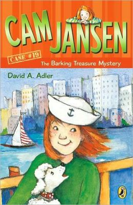 The Barking Treasure Mystery (Cam Jansen Series #19)