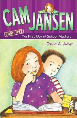 The First Day of School Mystery (Cam Jansen Series #22)