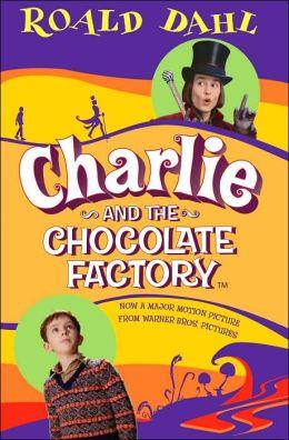 Charlie & Chocolate Factory movie novel