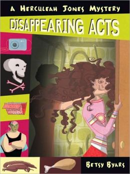 Disappearing Acts (Herculeah Jones Series)