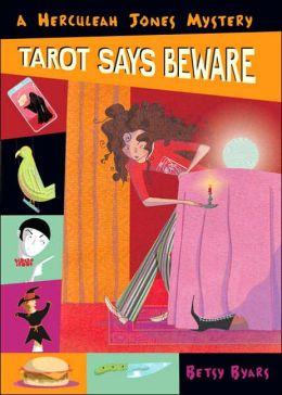 Tarot Says Beware (Herculeah Jones Series #2)