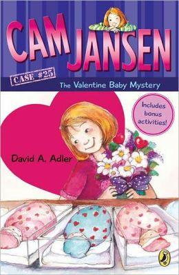 The Valentine Baby Mystery (Cam Jansen Series #25)