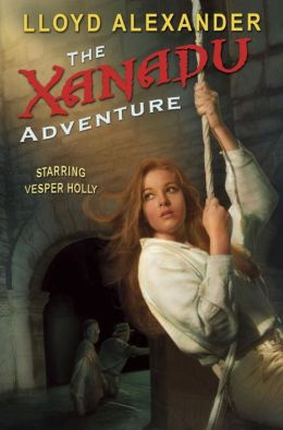 The Xanadu Adventure (Vesper Holly Series)