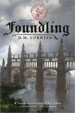 Foundling (Monster Blood Tattoo Series #1)