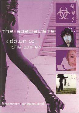 Down to the Wire (The Specialists Series)