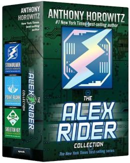Alex Rider Collection
