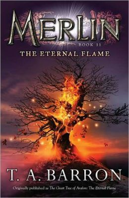 The Eternal Flame (Merlin Saga Series #11)
