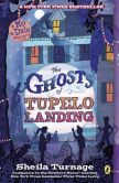 Book Cover Image. Title: The Ghosts of Tupelo Landing, Author: Sheila Turnage