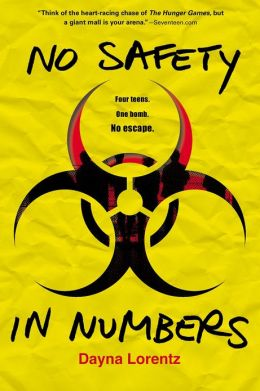 No Safety in Numbers (No Safety in Numbers Series #1)