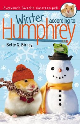 winter according to humphrey humphrey series 9 by betty