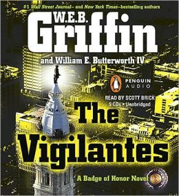 The Vigilantes (Badge of Honor Series #10)