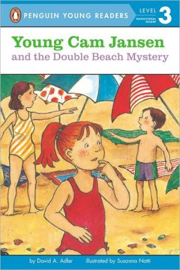 Young Cam Jansen and the Double Beach Mystery (Young Cam Jansen Series #8)