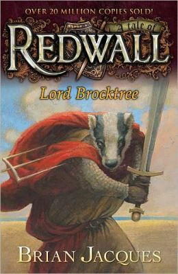Lord Brocktree (Redwall Series #13)