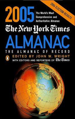 The New York Times Almanac 2005: The Almanac of Record