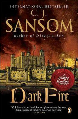 Dark Fire (Matthew Shardlake Series #2)