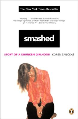 "smashed a story of a drunken Koren zailckas (2006) ""smashed: story of a drunken girlhood"", p82, penguin 5  copy quote report but lately, when i'm drunk, i feel a hostility that i've never."
