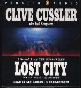 Lost City: A Kurt Austin Adventure (NUMA Files Series)