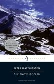 Book Cover Image. Title: The Snow Leopard, Author: Peter Matthiessen