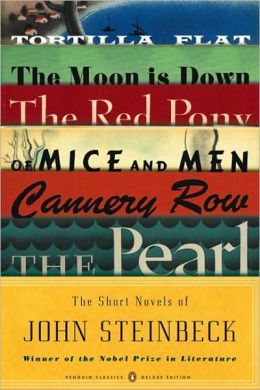 The Short Novels of John Steinbeck: (Penguin Classics Deluxe Edition)