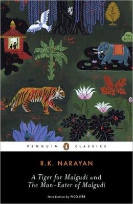 A Tiger for Malgudi and the Man-Eater of Malgudi