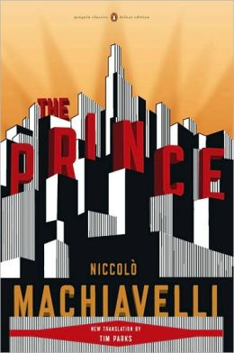 The Prince (Penguin Classics Deluxe Edition)