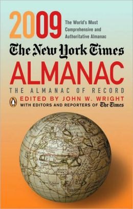 The New York Times Almanac 2009: The Almanac of Record