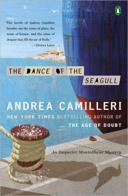 The Dance of the Seagull (Inspector Montalbano Series #15)