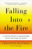 Book Cover Image. Title: Falling Into the Fire:  A Psychiatrist's Encounters with the Mind in Crisis, Author: Christine Montross