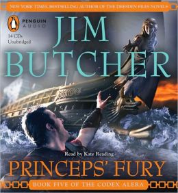 Princeps' Fury (Codex Alera Series #5)
