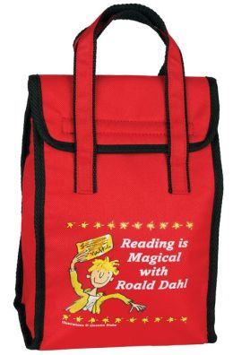 UC Roald Dahl Insulated Lunchbag (B&N Exclusive)
