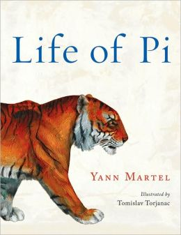 Life of Pi: Deluxe Illustrated Edition