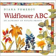 Wildflower ABC: An Alphabet of Potato Prints