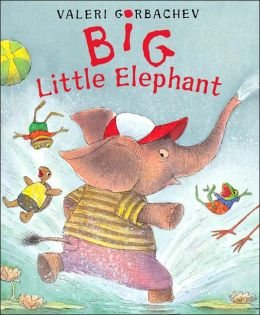 Big Little Elephant