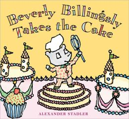Beverly Billingsly Takes the Cake