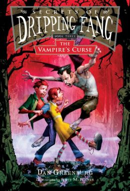 Secrets of Dripping Fang, Book Three: The Vampire's Curse