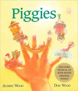 Piggies: Book and Musical CD