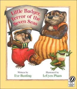 Little Badger, Terror of the Seven Seas (Little Badger Series)