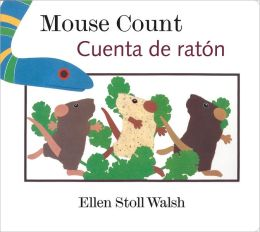 Mouse Count/Cuenta de raton: [Lap-Sized Board Book]